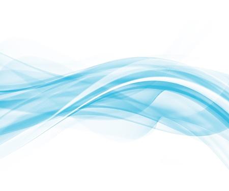 lineas horizontales: Abstracto moderno futurista azul y blanco fondo (mapa de bits) Foto de archivo