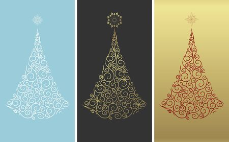 Christmas design tree