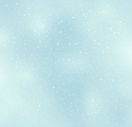 wintry: Winter Christmas Background With Snow