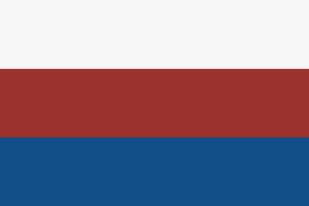 federation: Grunge Flag Of Russian Federation