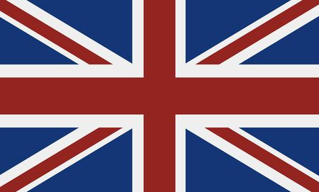 northern ireland: Flag Of United Kingdom Of Great Britain And Northern Ireland