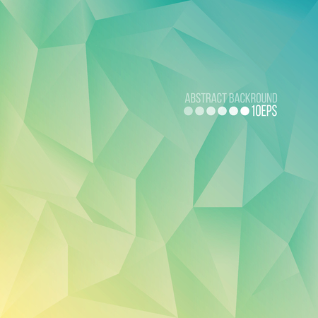 crystal background: Abstract Background With Geometric Crystal Effect
