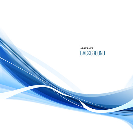 blue abstract background: Abstract Modern Blue, Black And White Background