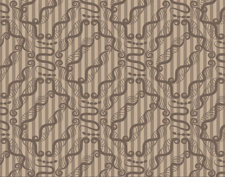 architectural styles: Abstract Brown Pattern With Clipping Mask
