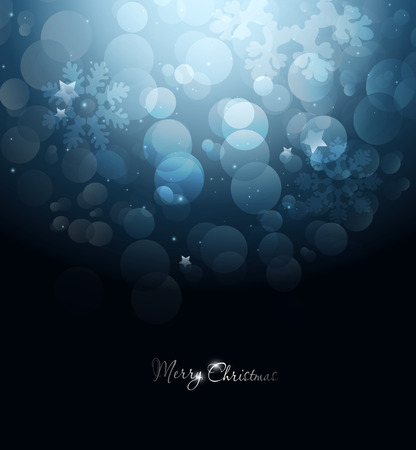 twinkle: Magic Winter Holiday Christmas And New Year Red Background With Twinkle And Stars Illustration