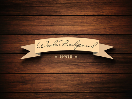 oak wood: Wooden Empty Template Background