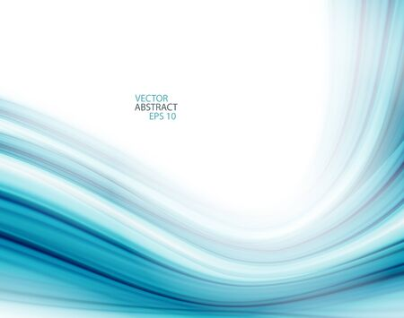 white background abstract: Blue and white modern futuristic background with abstract waves