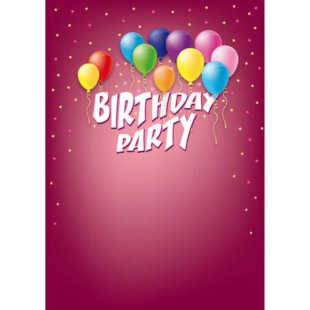 fiesta de cumpleanos: la fiesta de cumplea�os