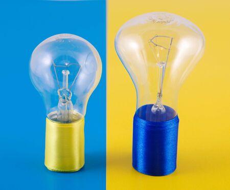 light bulbs photo