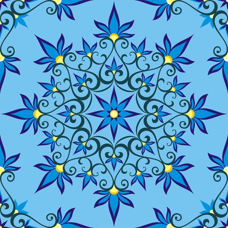アラベスク.ムーア様式のパターン。アラブのシームレスなテクスチャです。デザインの要素です。イスラムの背景。東洋の飾り。