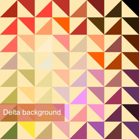 background of geometric squares