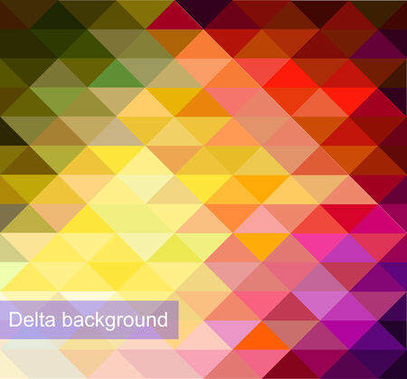 background of geometric squares photo