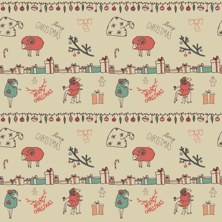 estrellas de navidad: adorno de Navidad Elementos de dise�o caligr�fico Vectores