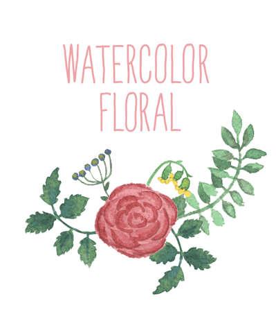 elegance: Elegance Seamless pattern with flowers Illustration
