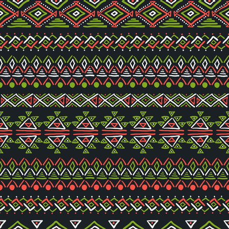 rhomb: Set of geometric seamless patterns. Vector backgrounds collection, pattern swatches included.