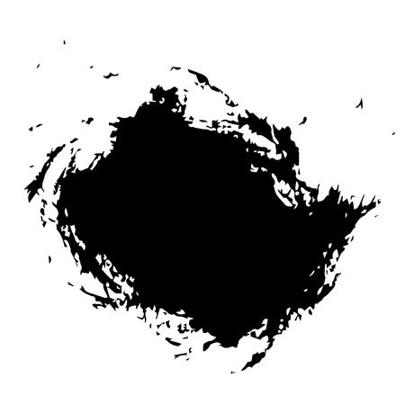 paint brush stroke: Grunge Brush Stroke .