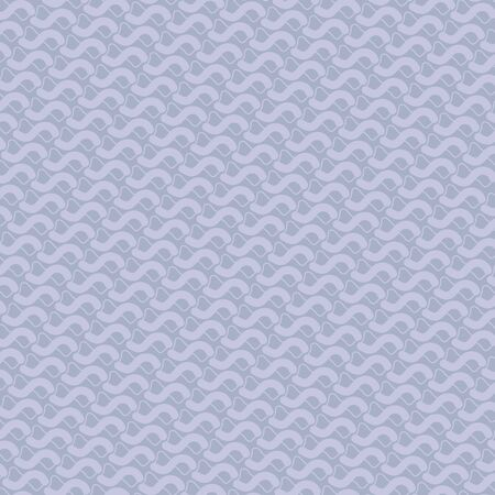 Abstract blue background with a pattern similar to a knitted pattern, illustration