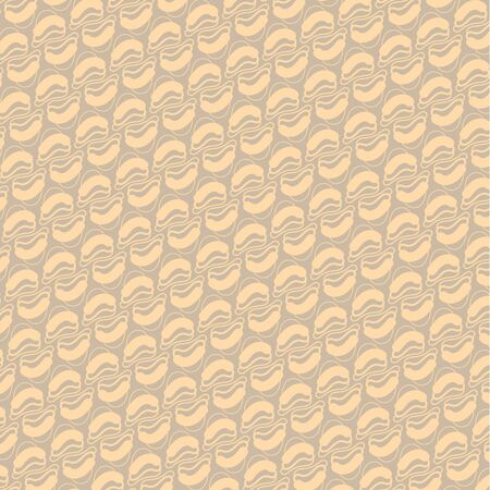 Abstract tender background with a round pattern similar to cakes, illustration
