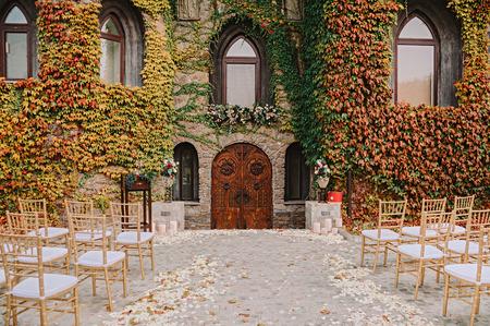spello: Romantic castle with entrance, garden look, outdoor