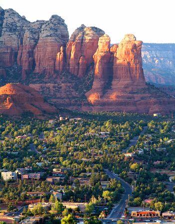arizona landscape: Arizona landscape near Sedona  USA