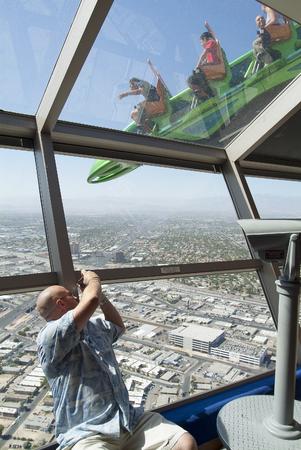 stratosphere: Stratosphere, Las Vegas, Nevada
