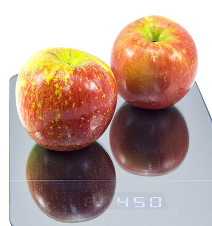 unattached: Red Apples and Scale