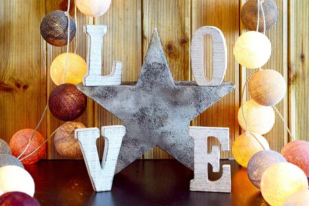 love home interior decorating Banque d'images