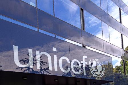 UNICEF building in Geneva (Switzerland) Éditoriale