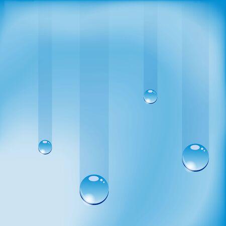 aqua background: Vector de fondo aqua