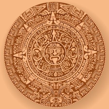 mayan prophecy: Mayan calendar