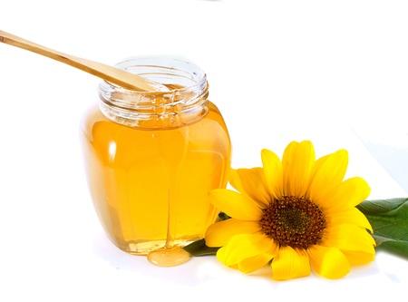 blossom honey: honey