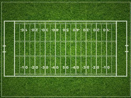 campo di calcio: Campo di football americano.