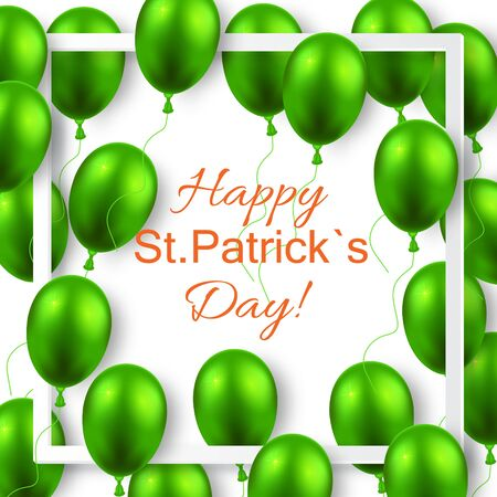 Saint Patricks Day Poster