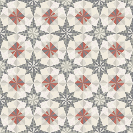 colores pastel: Seamless vector patr�n geom�trico en tonos pastel