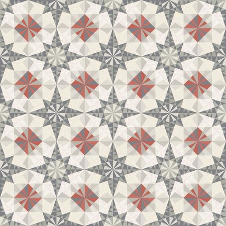 pastel colours: Seamless vector patr�n geom�trico en tonos pastel