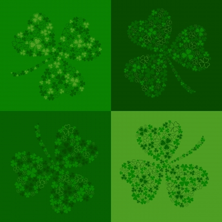 seamless background for St  Patricks day Stock Vector - 17675827