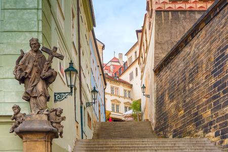 Mala Strana in Prague, Czech Republic photo