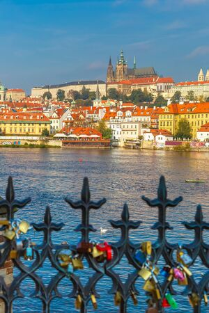 praha: Prague Castle and Little Quarter, Czech Republic
