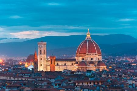 santa maria del fiore: Duomo Santa Maria Del Fiore in Florence, Italy