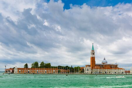 italia: San Giorgio Maggiore in Venice lagoon Italia
