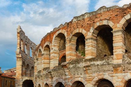 Roman Arena in Verona, Italy