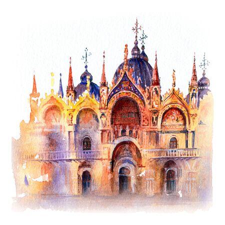 Basilica of Saint Mark Venice