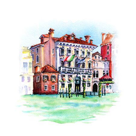 Grand Canal Palazzo Venice