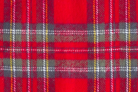 scot: Woolen checkered texture - can be used as background