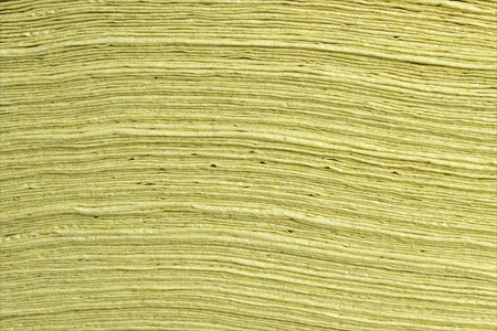 waste-paper salvage yellow  texture Stock Photo
