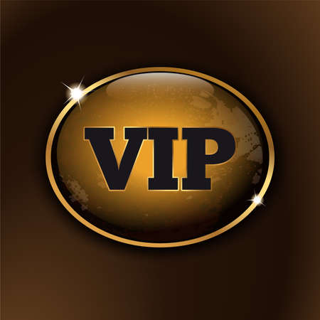GOLDEN VIP BUTTON FOR THE GAMES WEBSITE
