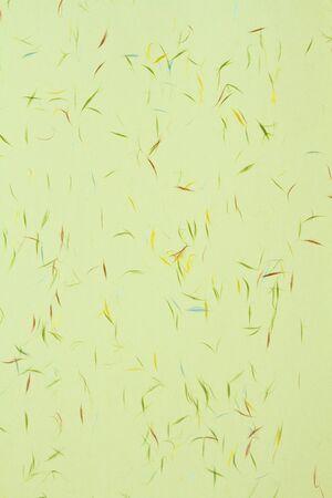 arroz chino: Alta calidad de papel de arte japonés Foto de archivo