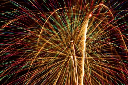 Fireworks  Stock Photo - 14828156