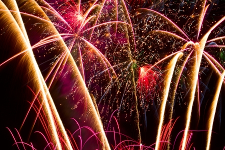Fireworks  Stock Photo - 14828152