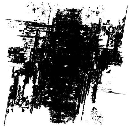 Grunge black background (vector) Vektoros illusztráció